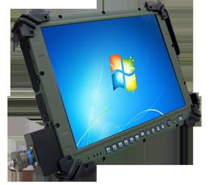 Fully Rugged Turn Key Avionic Mil Std 1553 Tablet