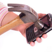 Hammer-smartphone