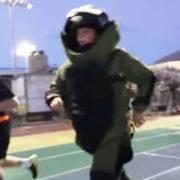 Bomb Suit Runs