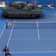 tank tennis
