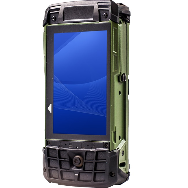 New Rocky Db7 Smallest Fully Rugged Handheld With Windows 7