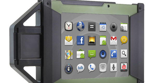 FBI Certifies AMREL's Latest Android Rugged Biometric Tablet | AMREL com